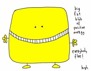 Blob, por gapingvoid